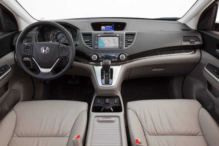 CR-V Front Seat