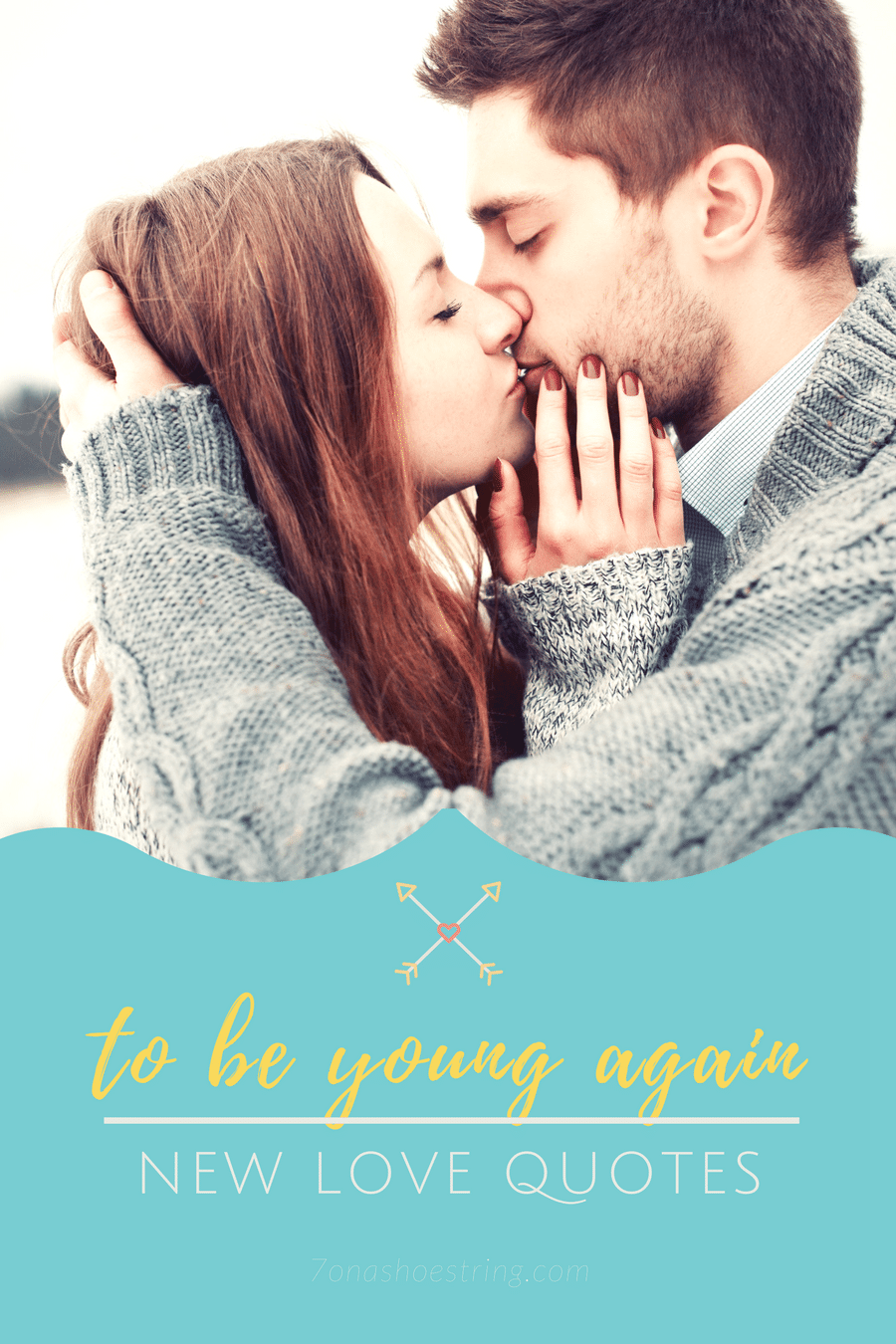 Oh to Be Young Again - new love quotes