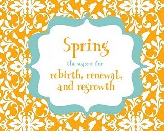 Spring Has Sprung Quotes