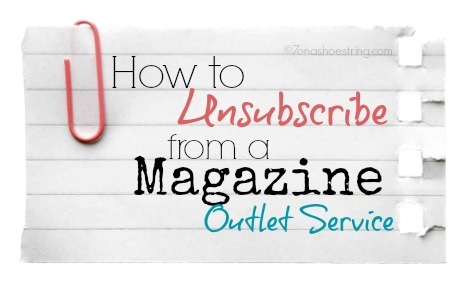 Unsubscribe Magazine