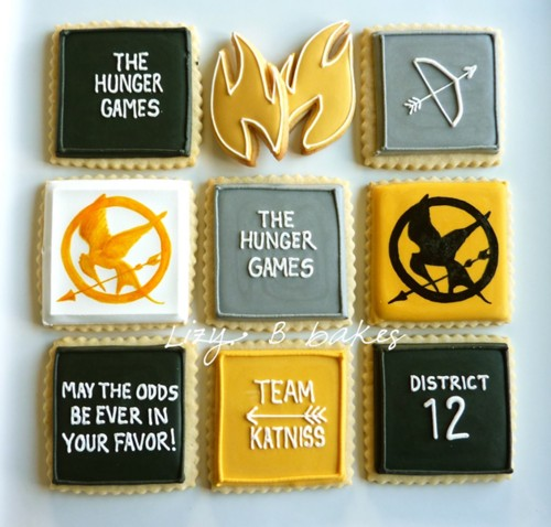 Prepare for A Hunger Games Party