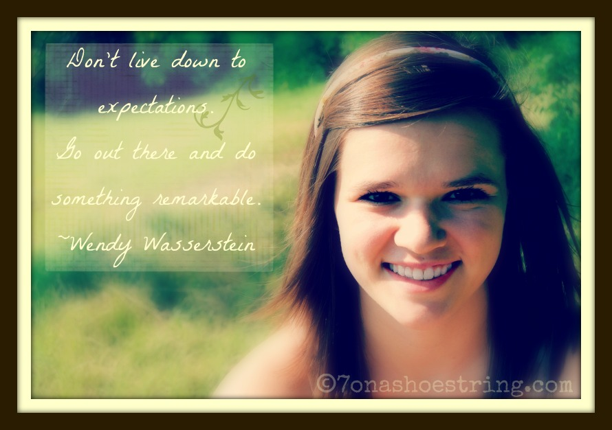 In Honor Of My Daughter A Few Graduation Quotes Our Family Lifestyle