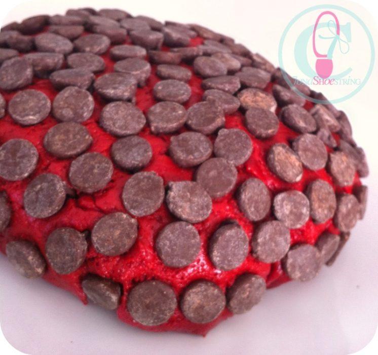 Red Velvet Cheese Ball Recipe