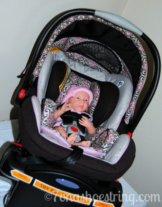 Introducing the Graco SnugRide Click Connect 40