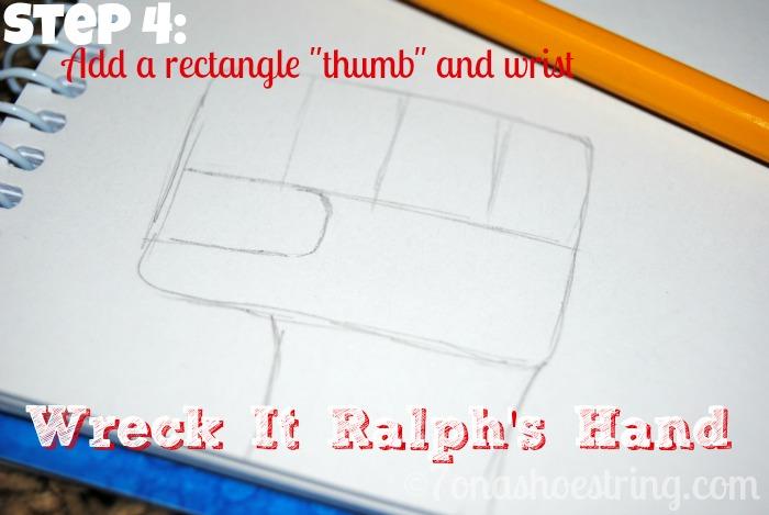 Wreck It Ralph Hand