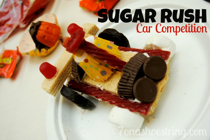 Sugar Rush car
