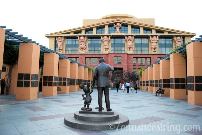 Disney Legends Corridor