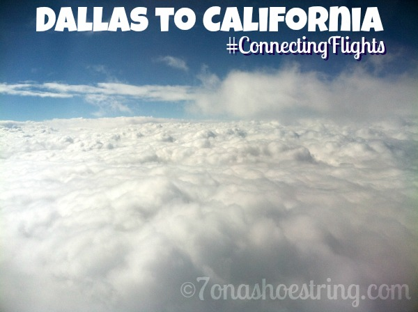 Dallas to California with Botox Mixed In