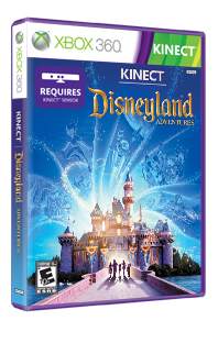 Take a Journey in Kinect: Disneyland Adventures for Xbox 360