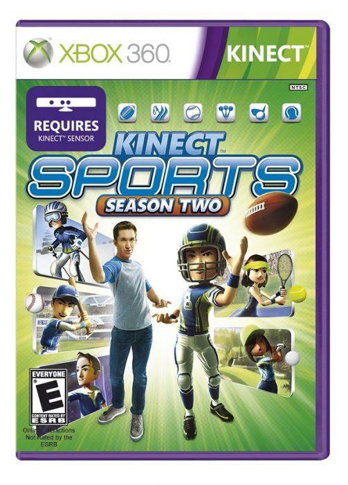 Kinect Sports 2 Box