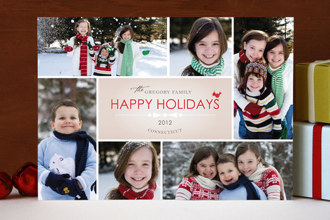 Spruce Up your Holiday Cards with Minted
