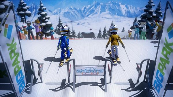 Kinect Skiing