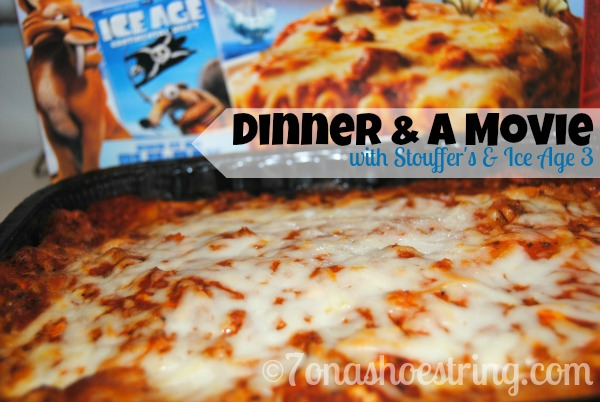 Family Dinner and a Movie with Stouffer's
