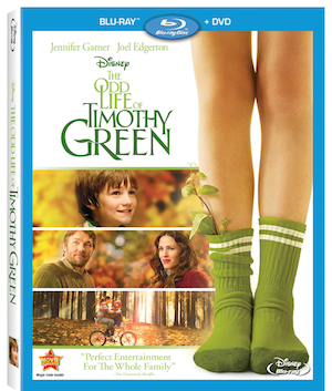 The Odd Life of Timothy Green Now on Blu-ray and DVD