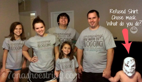 Dabbling in Design with Blogging Shirts