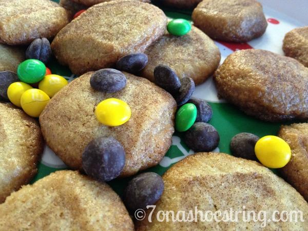 Reindeer Cookie Recipe