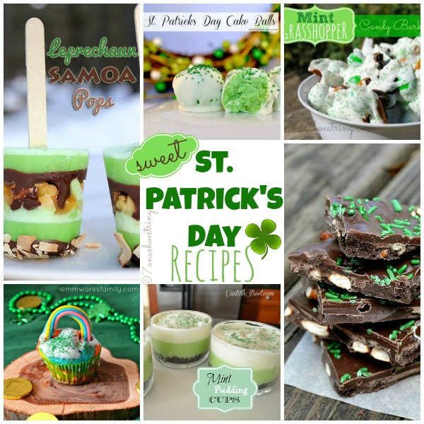 St Patrick Day recipes