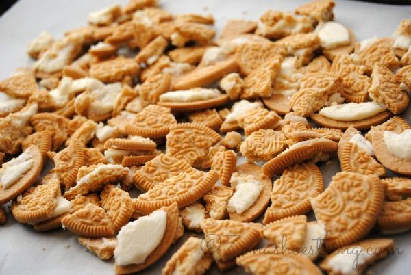 Golden Oreo Cookies