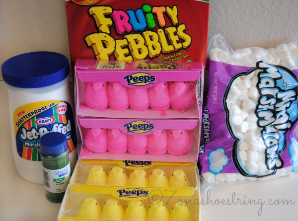 Peep Treats Ingredients