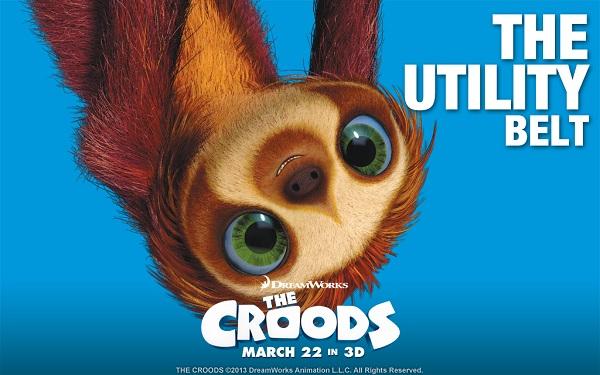 The Croods Belt