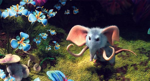 The Croods Mousephant