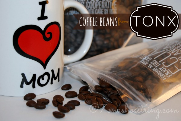 Coffee Beans from Tonx Enhance Nightly Ritual