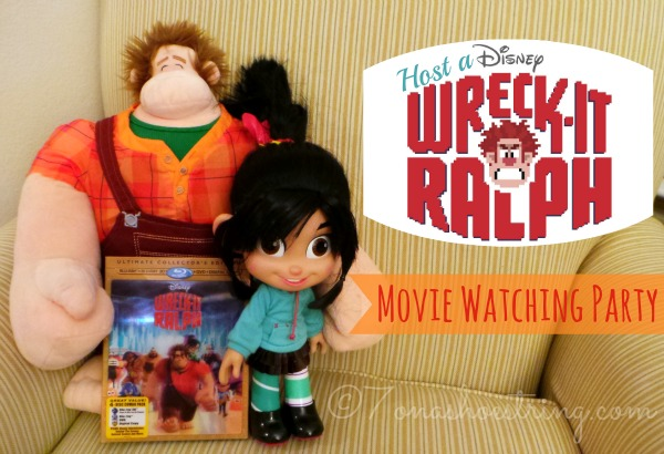 Wreck It Ralph Party