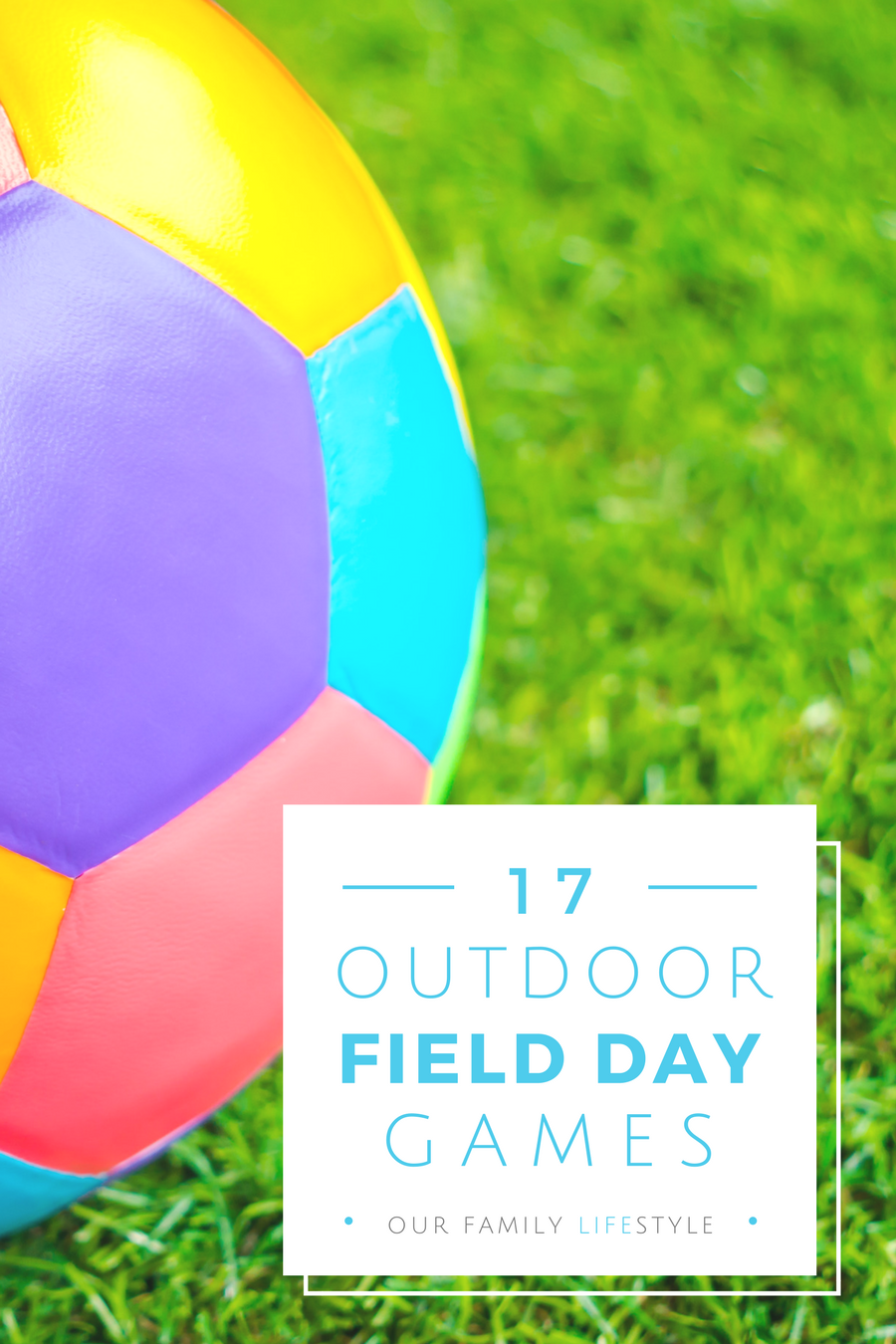 Fun Field Day Games for kids