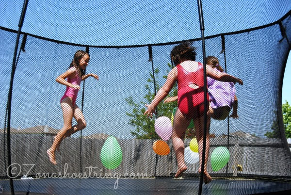 Field Day Balloon Pop