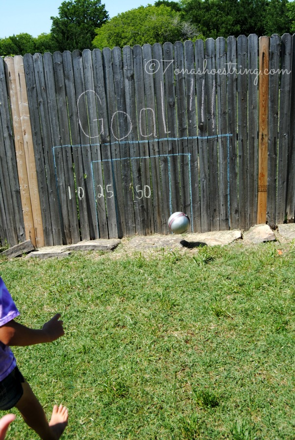 Field Day Goal Kick