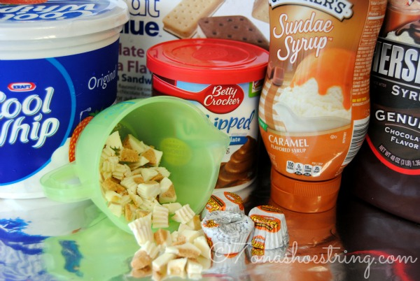 Ice Cream Cake ingredients