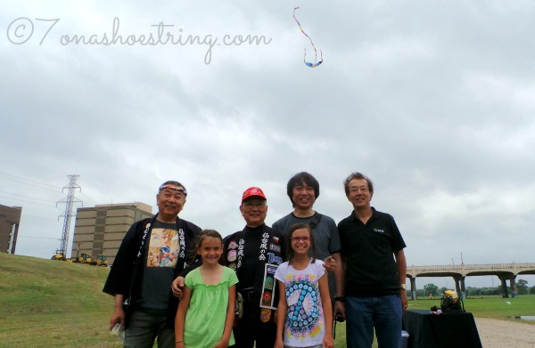 Japanese Kite Maker