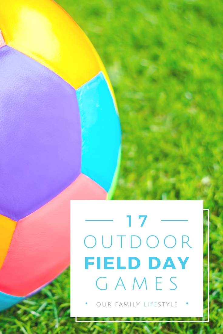 Outdoor Field Day Games