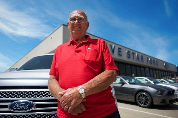 33 millionth F-Series Truck sold Sam Loria