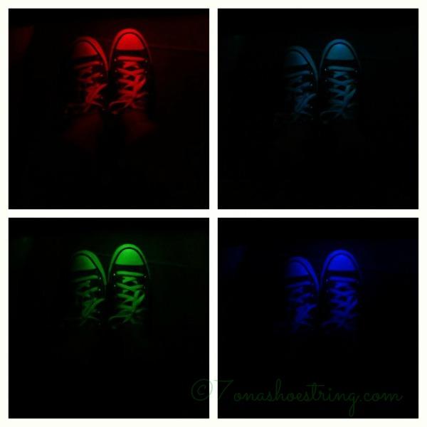 CMAX energi ambient rainbow