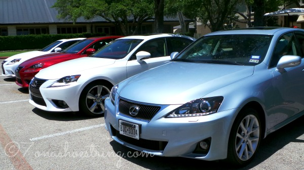 Lexus IS colors