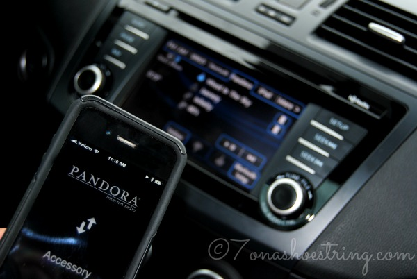 Mazda3 Pandora