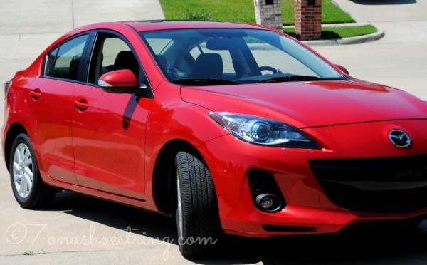 Mazda3 headlights