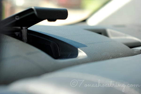LATCH Child Safety Seat Anchors