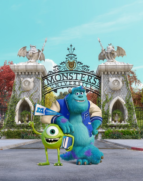 Headed Back to School at Monsters University