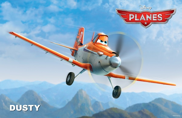Reach Heights Never Dreamed Possible in Disney Planes