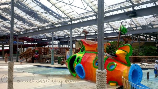 Schlitterbahn indoor waterpark