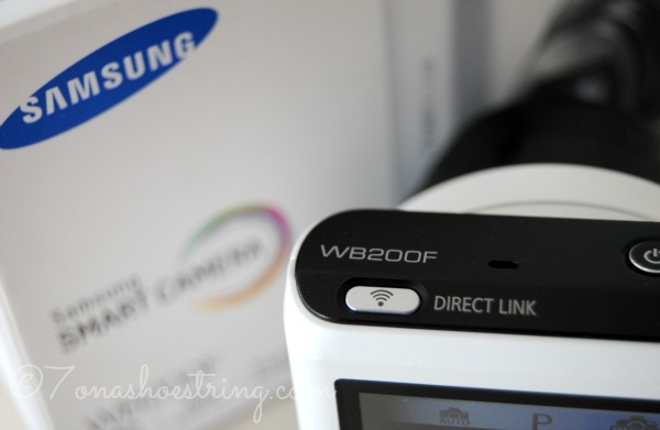 WiFi direct link Samsung