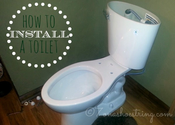 How to Install a Toilet – Delta Corrente #DadsDeltaThrone