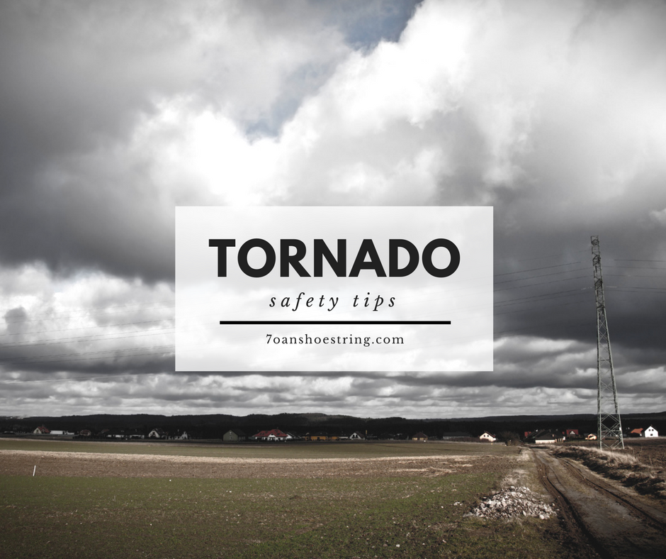 Stay Prepared with Tornado Safety Tips