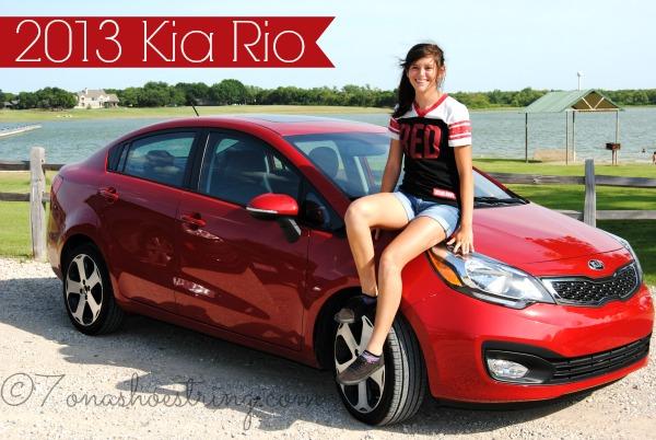 2013 Kia Rio