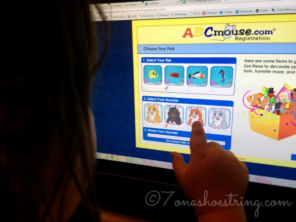ABCMouse educational games
