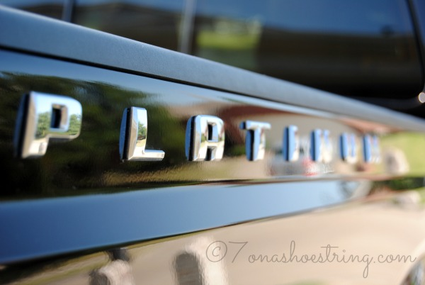 Ford Platinum