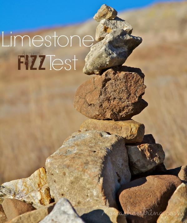 Limestone Fizz Test