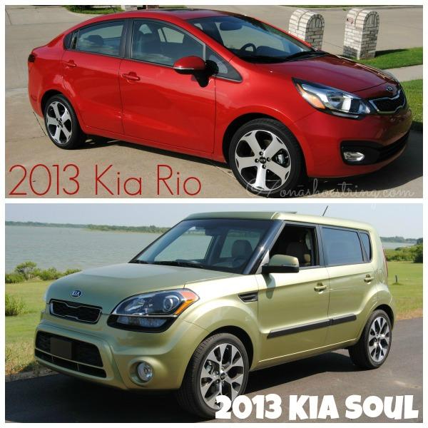 Kia Rio vs Kia Soul